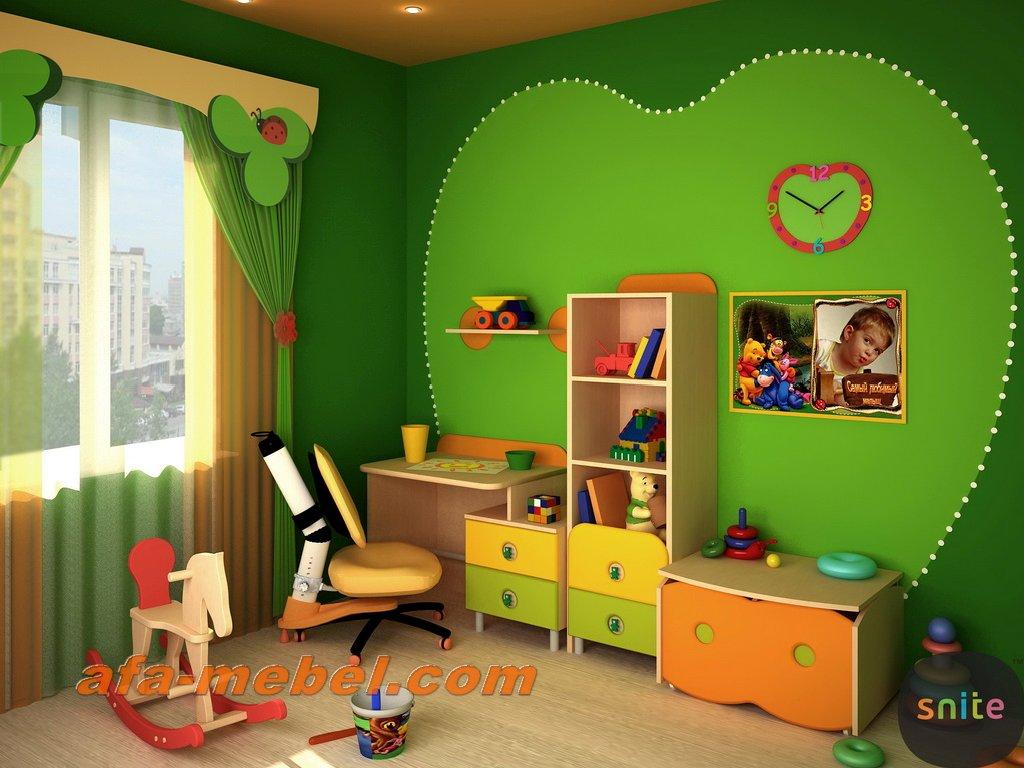 Детская мебель малыш