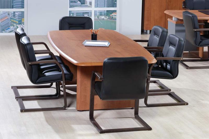 Конференц стол, кормежка про переговоров