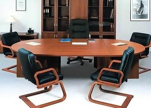 Конференц стол, плита интересах переговоров