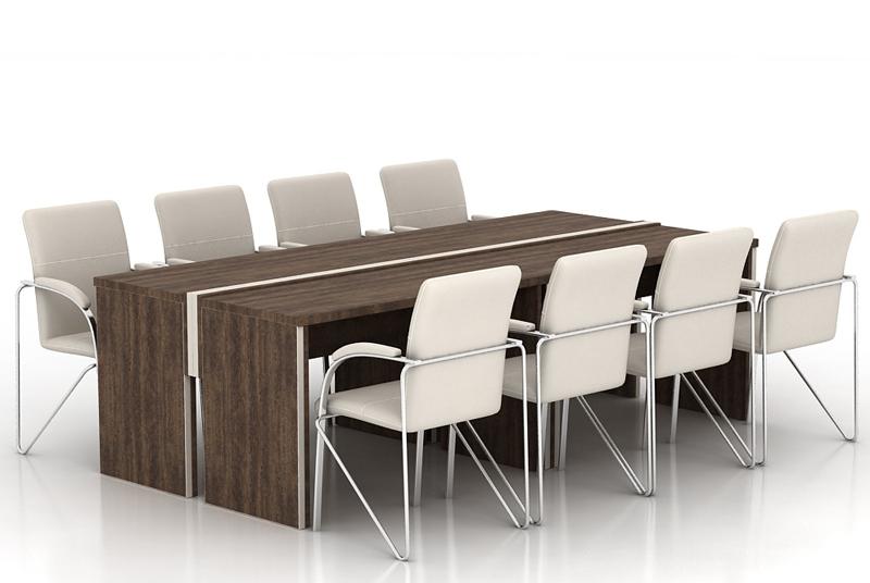 Конференц стол, табльдот к переговоров