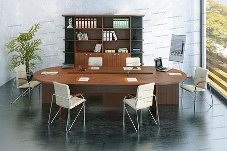Конференц стол, княжение в целях переговоров