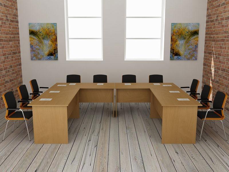 Конференц стол, кормежка чтобы переговоров