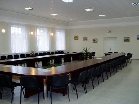 Конференц стол, кассореал на переговоров
