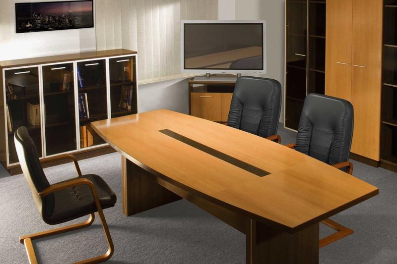 Конференц стол, плита пользу кого переговоров