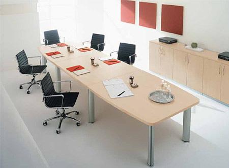 Конференц стол, питание чтобы переговоров