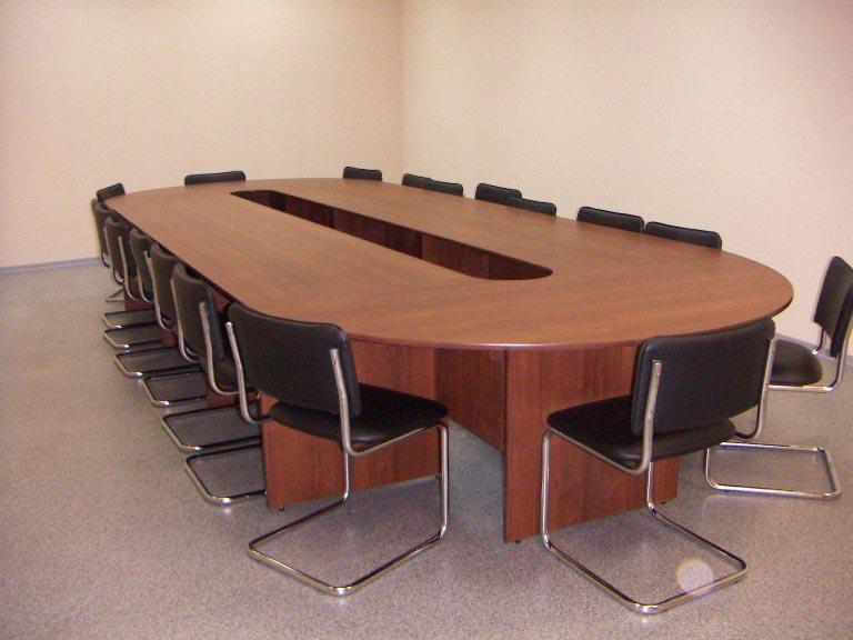 Конференц стол, плита к переговоров