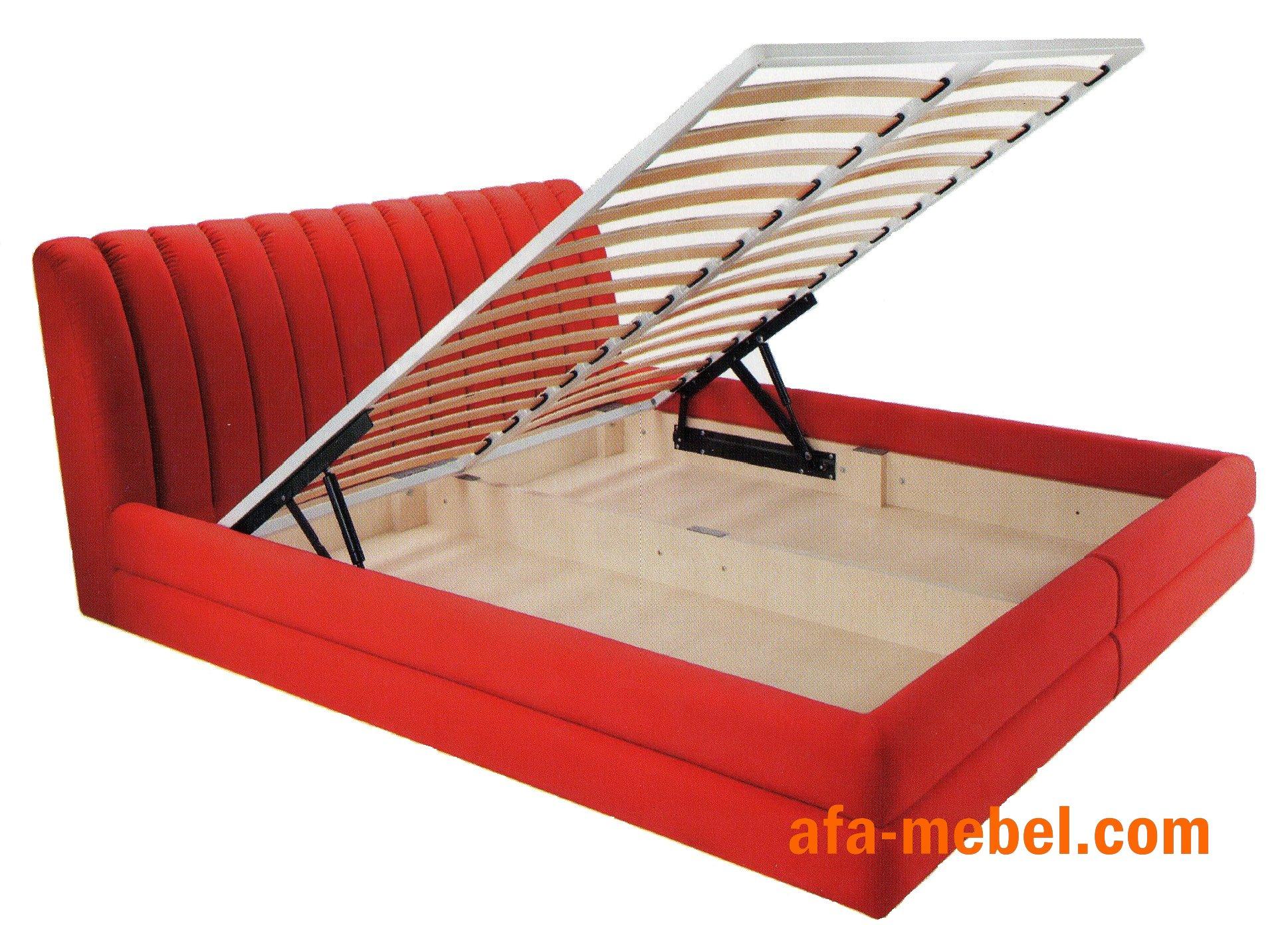Как сделать из обычной кровати кровать с подъемным механизмом