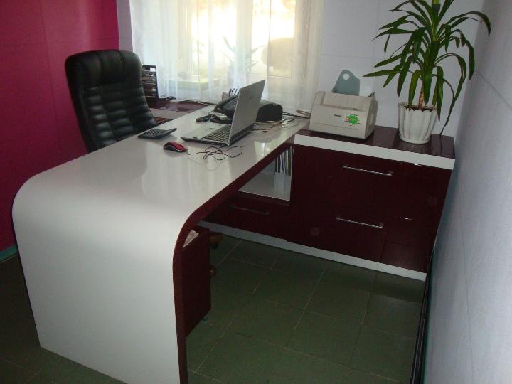 Искусственный камень, изделия для офиса. мебель для офиса и .